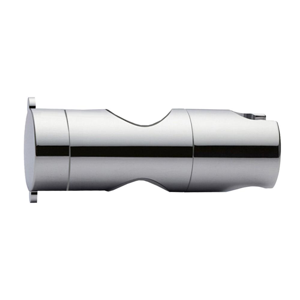 duschkopf schieber gleiter halter wandstange duschstange gleiter verchromt dsh10 ebay. Black Bedroom Furniture Sets. Home Design Ideas