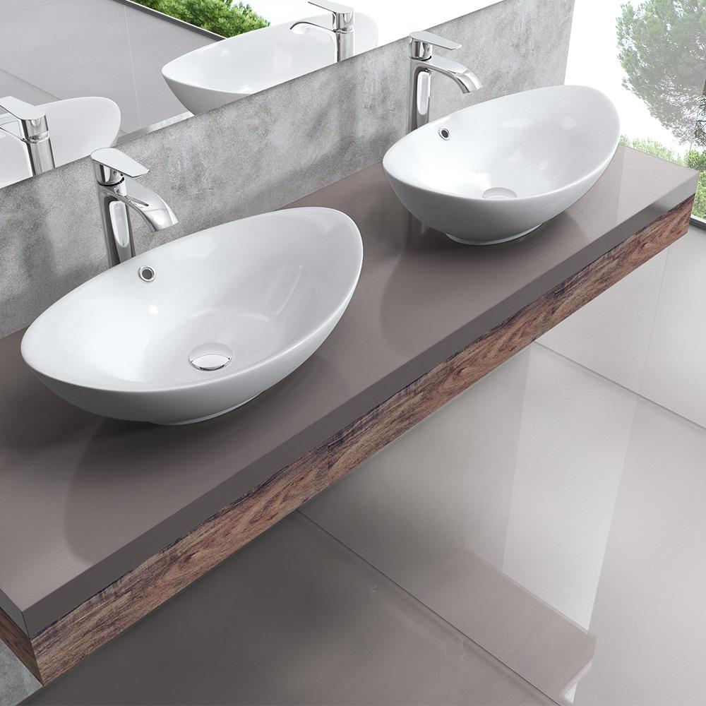 korpusbad waschbecken waschschale aufsatzwaschbecken waschtisch waschplatz 206z ebay. Black Bedroom Furniture Sets. Home Design Ideas