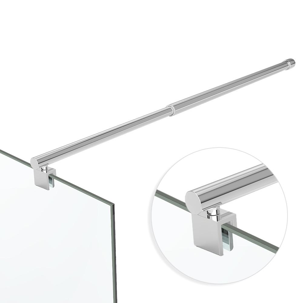 edelstahl stabilisator haltestange stabilisatorstange duschwand duschkabine wow. Black Bedroom Furniture Sets. Home Design Ideas